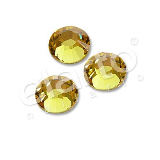 Light Topaz SS 7 żółta 100 szt.
