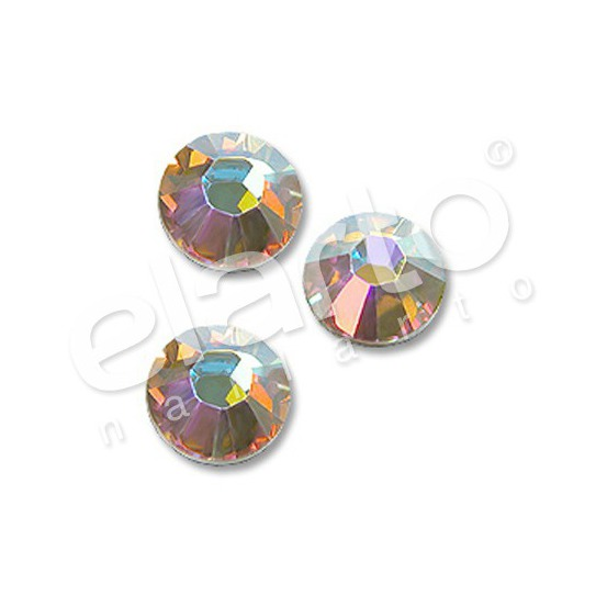 Crystal Aurore Boreale SS 9 srebrna opalizująca 50 szt.