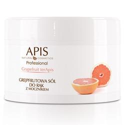Grapefruit terApis sól do rąk grejpfrutowa z mocznikiem 300g