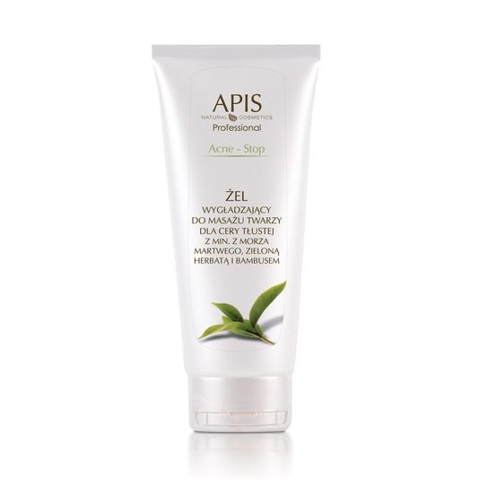 Acne-Stop żel do masażu twarzy dla cery tłustej 200ml