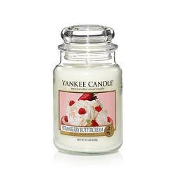 Świeca zapachowa Strawberry Buttercream 623 g