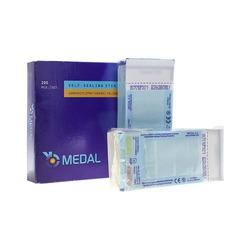 Torebki jednorazowe do sterylizacji 200szt. 5,7x10cm