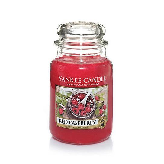 Świeca zapachowa Red Raspberry 623 g