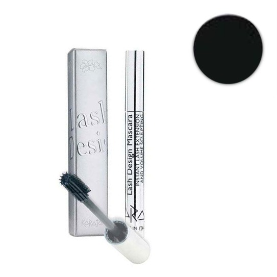 Tusz do rzęs Lash Design Mascara 7 ml black