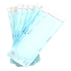 Woreczki / torebki jednorazowe do sterylizacji 1szt 7 x 23 cm