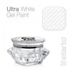 Żel rzadki biały Ultra White Gel Paint 5g