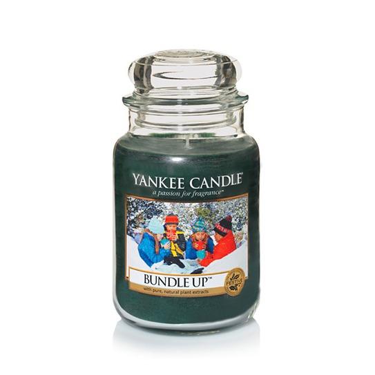 Świeca zapachowa Bundle Up 623g
