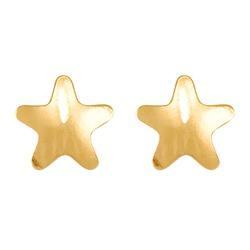Kolczyki złote gwiazdki 2 szt. 7511-0501 149