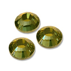 Crystal Tabac SS 12 zielona 50szt