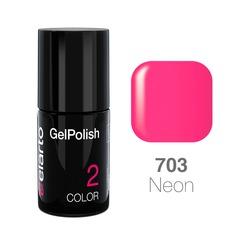 Żel hybrydowy GelPolish nr 703 - magenta neon 7ml