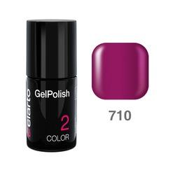 Żel hybrydowy GelPolish nr 710 - amarantowy 7ml
