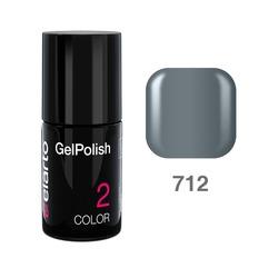 Żel hybrydowy GelPolish nr 712 - Dark Grey 7ml
