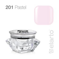 Żel kolorowy Extreme Color Gel nr 201 - pudrowy róż (pastel) 5g