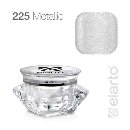 Żel kolorowy Extreme Color Gel nr 225 - srebrny (metalik) 5g