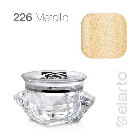 Żel kolorowy Extreme Color Gel nr 226 - złoty (metalik) 5g
