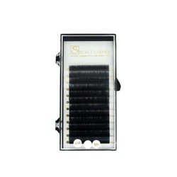 Rzęsy kaszmirowe czarne Mink Cashmere Lashes C 8-15x0,04