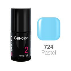 Żel hybrydowy GelPolish nr 724 - błękitny pastel 7ml