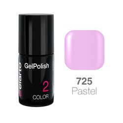 Żel hybrydowy GelPolish nr 725 - liliowy pastel 7ml