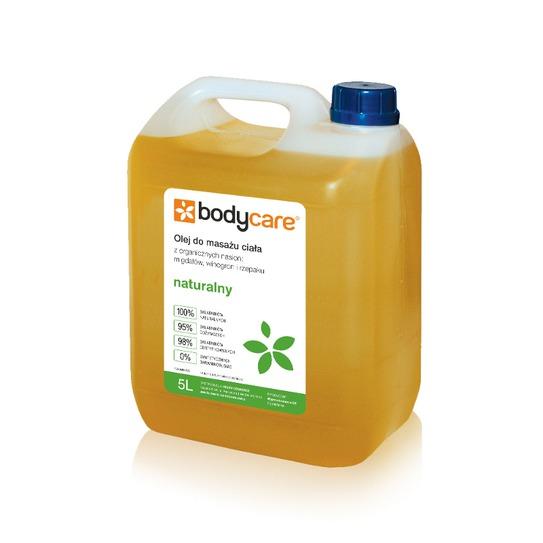 Olej naturalny do masażu 5l
