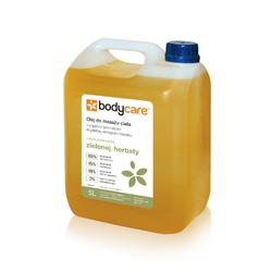 Olej zielona herbata do masażu 5l