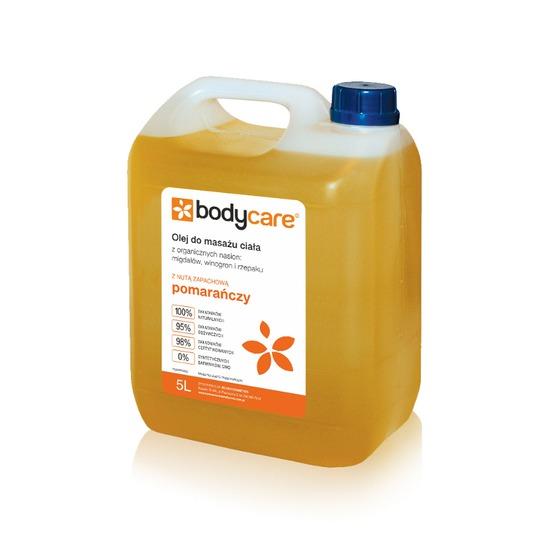 Olej pomarańczowy do masażu 5l