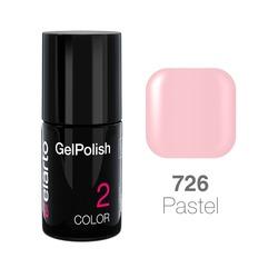 Żel hybrydowy GelPolish nr 726 - brzoskwiniowy pastel 7ml