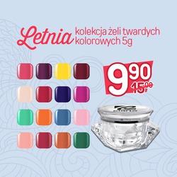 Letnia kolekcja żeli kolorowych w promocyjnej cenie