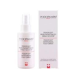 Spray przeciwgrzybiczy Podoflex do stóp 100ml