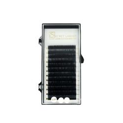 Rzęsy kaszmirowe czarne Mink Cashmere Lashes C 15x0,04
