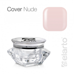 Żel średniogęsty beżowo-różowy kamuflaż Cover Nude 5g