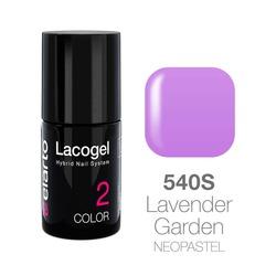 Lakier hybrydowy Lacogel nr 540S Lavender Garden neopastel 7ml