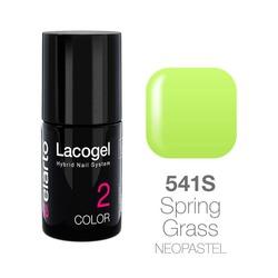 Lakier hybrydowy Lacogel nr 541S - Spring Grass neopastel 7ml