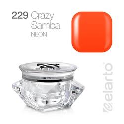 Żel kolorowy Extreme Color Paint Gel nr 229 - Crazy Samba (neon) 5g