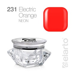 Żel kolorowy Extreme Color Gel nr 231 Electric Orange (neon) 5g
