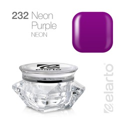 Żel kolorowy Extreme Color Gel nr 232 - Purple (neon) 5g