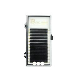 Rzęsy kaszmirowe czarne Mink Cashmere Lashes C 9x0,07