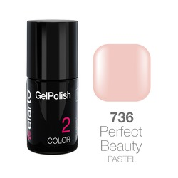 Żel hybrydowy GelPolish nr 736 - Perfect Beauty pastel 7ml