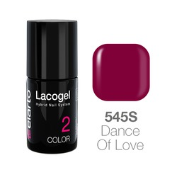 Lakier hybrydowy Lacogel nr 545S - Dance Of Love 7ml