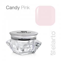 Żel UV/LED rózowy gęsty Candy Pink 50g
