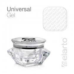 Żel UV/LED bezbarwny średniogęsty Universal Gel 50g Nowa formuła