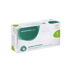 Rękawiczki nitrylowe bezpudrowe (S) 100szt