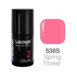 Lakier hybrydowy Lacogel nr 538S - Spring Flower 7ml