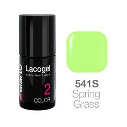 Lakier hybrydowy Lacogel nr 541S - Spring Grass 7ml