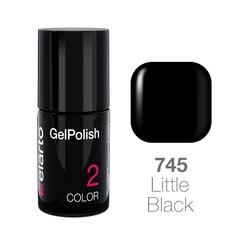 Żel hybrydowy GelPolish nr 745 - Little Black 7ml