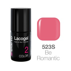 Lakier hybrydowy Lacogel nr 523S - Be Romantic 7ml