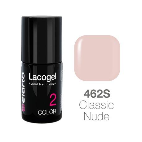 Lakier hybrydowy Lacogel nr 462S - Classic Nude 7ml