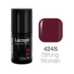 Lakier hybrydowy Lacogel nr 424S - Strong Woman 7ml