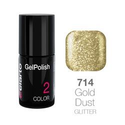 Żel hybrydowy GelPolish nr 714 - Gold Dust 7ml