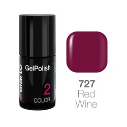 Żel hybrydowy GelPolish nr 727 - Red Wine 7ml