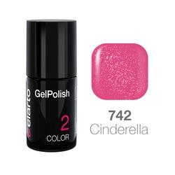 Żel hybrydowy GelPolish nr 742 Cinderella - 7ml